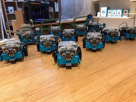 集中!ロボットプログラミング塾