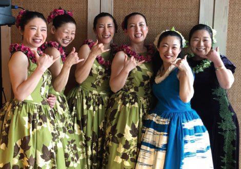 5/13 Hawaiian Night in MuuMuuDiner