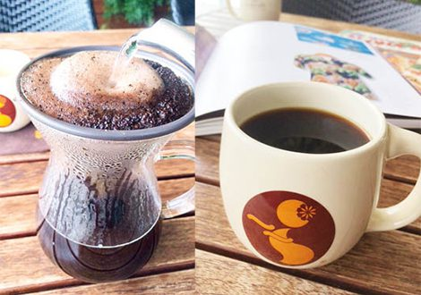 毎月第4水曜日はMuu Muu Dinerコナコーヒー無料試飲会
